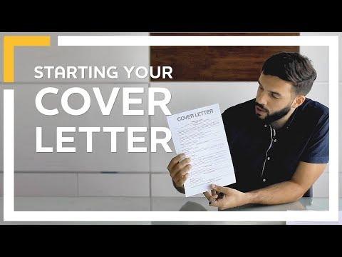 Starting Your Cover Letter – Bayt.com Career Talk | Episode 18