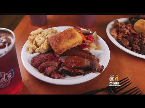 Phantom Gourmet: Real Southern BBQ