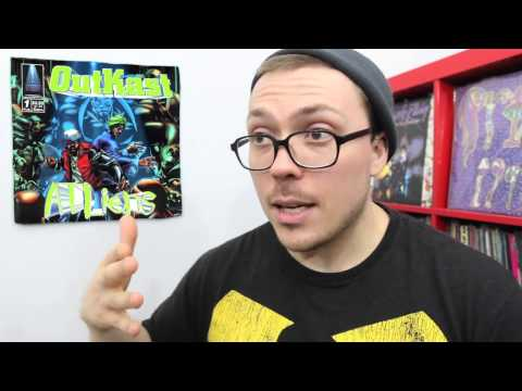Outkast - ATLiens ALBUM REVIEW