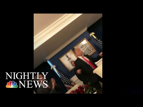 New Recording Appears To Show Trump Discussing Dismissal Of Ukraine Ambassador | NBC Nightly News
