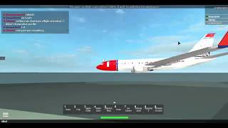 Transporte aéreo norueguês | Voo Roblox | O PupzRBLX