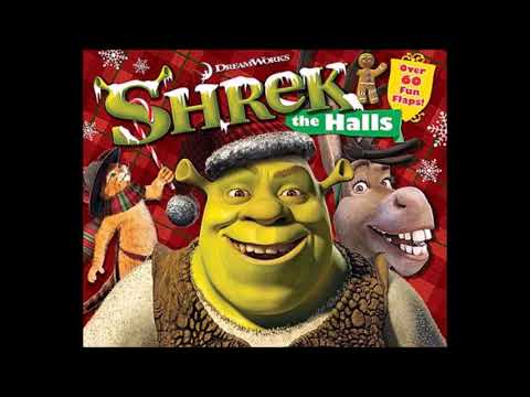 Shrek The Halls Sountrack 4. Because We Can - Fatboy Slim
