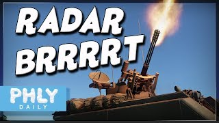 RADAR GUIDED BRRRRRRRRRTTTTT | Goodbye Aircraft ( War Thunder Anti-Air Gameplay)