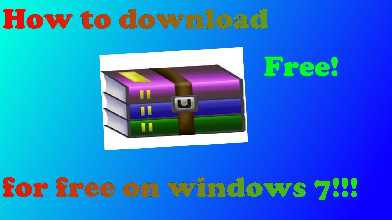 winrar free download for windows 7 64 bit full version
