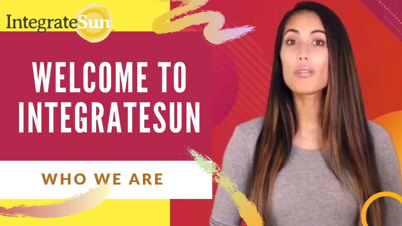 Welcome to IntegrateSun (Who we are)