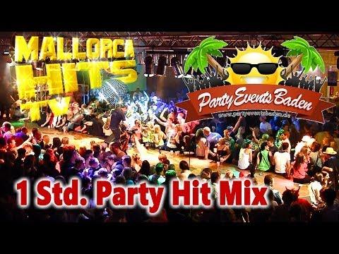 Hit Mix 2017, Ballermann Hits, 1 Std Party