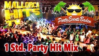 Hit Mix 2016, Ballermann Hits, 1 Std Party