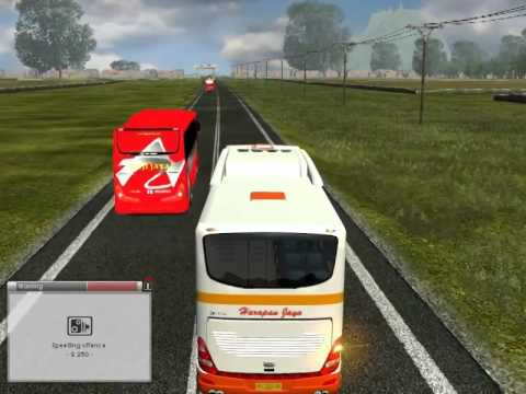 HARAPAN JAYA driver by me (derryjetbus)