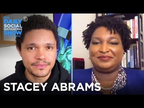 """Stacey Abrams - """"Our Time Is Now"""" and Ending Voter Suppression 