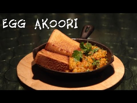 Food Recipe: Egg Akoori By Chef Anahita Dhondy