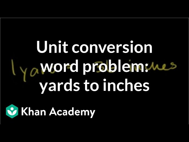 Sat writing section conversion inches