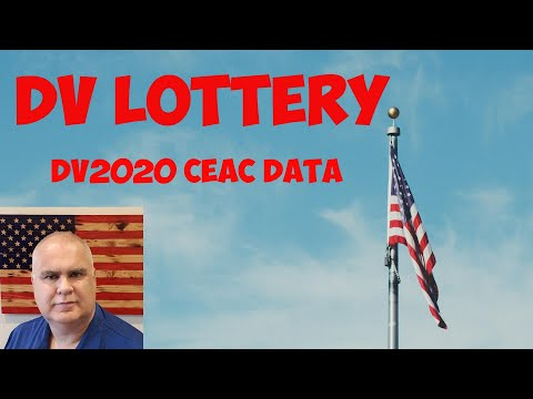 DV Lottery | CEAC Data For ALL  Regions!!!