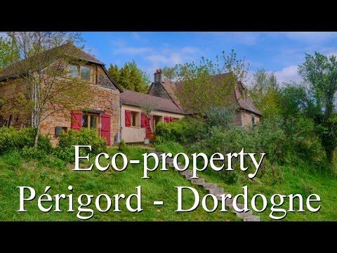 Eco-property for sale, Perigord region, Dordogne (24), Brive-la-Gaillarde, Correze (19) - France