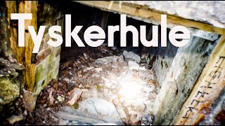 Videoblogg, tysk hule på Hovedøya i Oslo