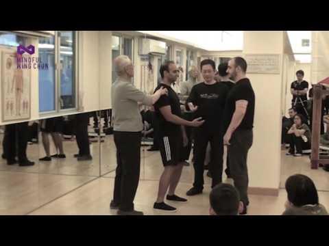 Wing Chun Power development - simultaneous joint movements