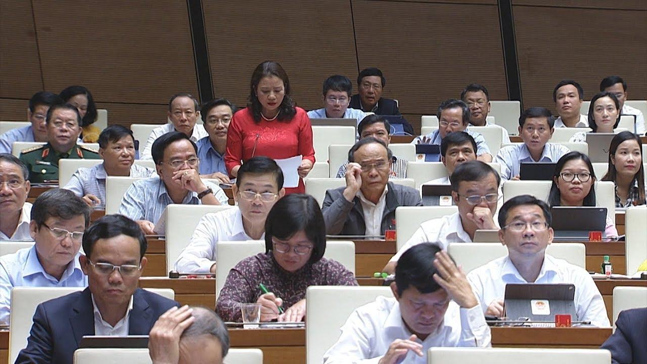 Đại biểu Quốc hội lo lắng trước sự xuống cấp đạo đức xã hội