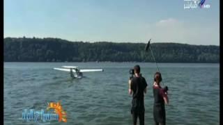 بالفيديو.. تعرف على السيارة الطائرة لاختراع 2017