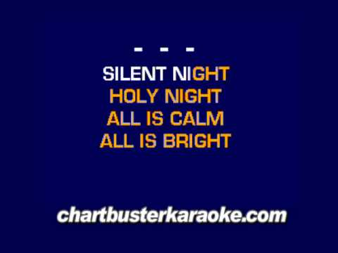 Silent Night  (Chartbuster Karaoke)