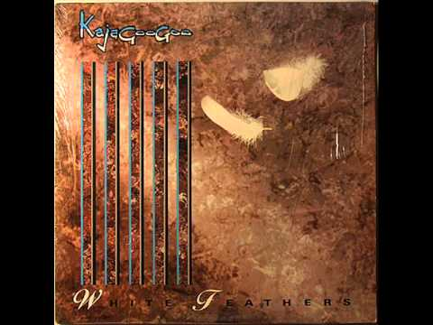 Kajagoogoo - White feathers-09 - Ergonomics