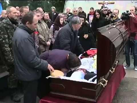 """Музычко похоронили рядом с участниками """"Небесной сот..."""
