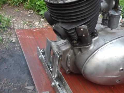 Видео Ремонт двигателей иж