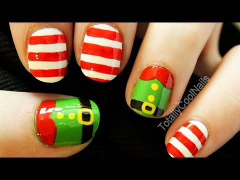 Elf Nail Art Totallycoolnails