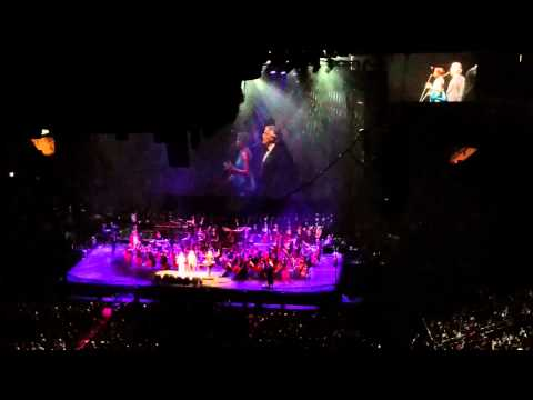 Andrea Bocelli Dec 2014 Madison Square Garden Youtube
