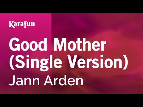 Karaoke Good Mother - Jann Arden *