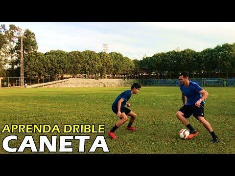 APRENDA DRIBLE CANETA - (MUITO TOP)