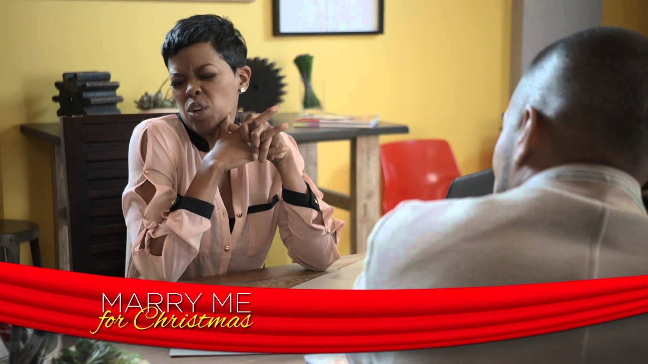 UP Original Movie: Marry Me For Christmas - YouTube