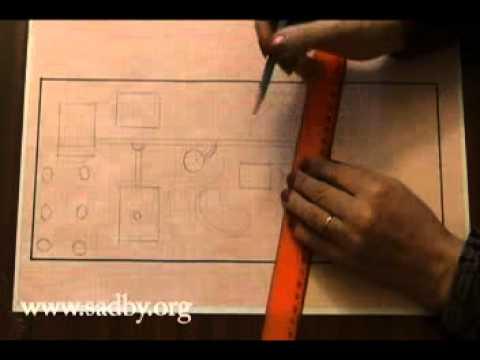 Длинный и узкий участок: что делать? Дизайн-проект садового участка и дачи. || Ландшафтный Дизайн