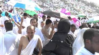 Arafah - Rush at Jabal Rahmah