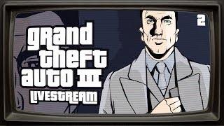 Grand Theft Auto 3   PART 2   Retrodev   LIVESTREAM