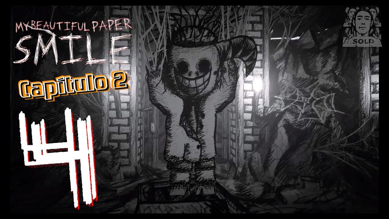 "My Beautiful Paper Smile #4 - Episodio 2 ""Arachnophobia"" - Gameplay completo Español  -"