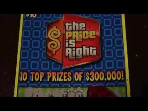 PA Lottery The Price Is Right  PLINKOOOO