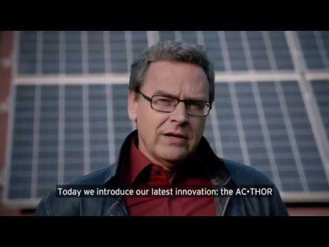 AC•THOR - Hot water & space heating from photovoltaics