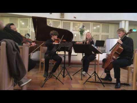 Schumann piano quintet 1st movement