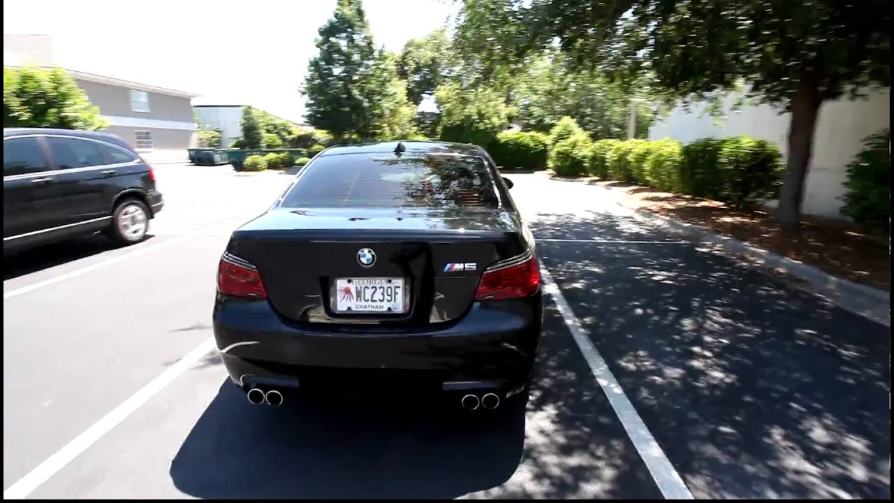 2010 BMW M5 For Sale Under 9k Miles  YouTube