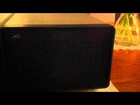 Japan Radio Company NRD-505