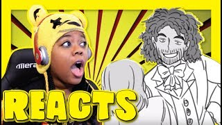 Cabinet Battle #1 | Hamilton Animatic | HuangHYing Reaction | AyChristene Reacts
