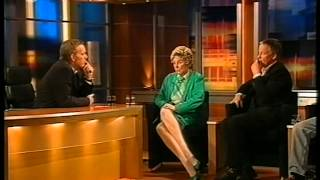 Kerner-talkshow mit uta ranke-heinemannmitte 2000er-jahre