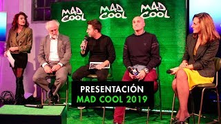 Presentación Festival Mad Cool 2019