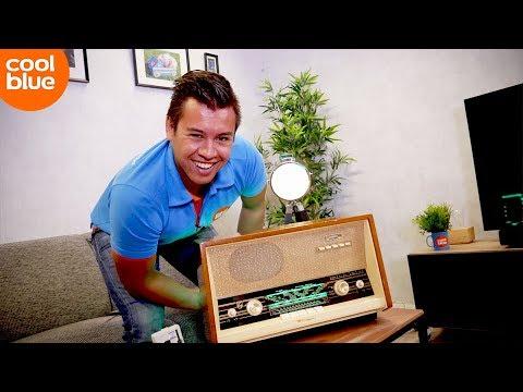 Hoe maak je een retro radio slim? - DIY met Dylan