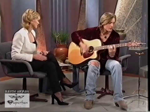 Keith Urban Sultans of Swing Midday Show Interview