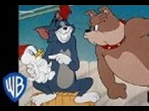 Tom & Jerry | Lessons At Home! | Classic Cartoon Compilation | WB Kids