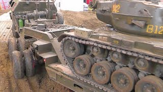 RC TANKS FROM TORRO, TAMIYA OR HENG LONG! COOL RC ACTION!