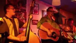 Mike Bell & the Belltones @ Kafe Deluxe 30 juni 2012 Thumbnail