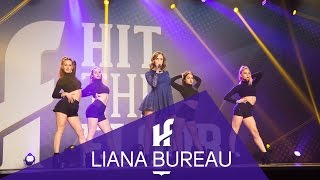 LIANA BUREAU | Showcase All-Stars | Hit The Floor Lévis #HTF2015