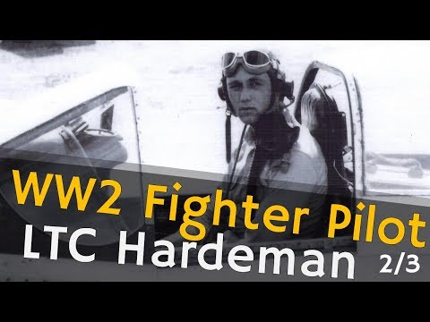 ⚜   'Talk about a crew chief getting his a*** chewed up' - Lt. Col. Hardeman Interview [2/3]