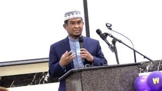 2016 MAPS Annual Interfaith Iftar | Imam Joban Delivered Speech